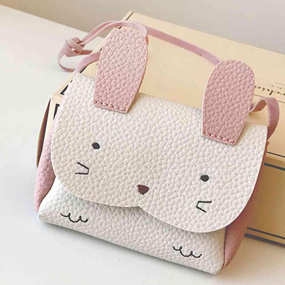 Plush Backpacks - Small Shoulder Handbag