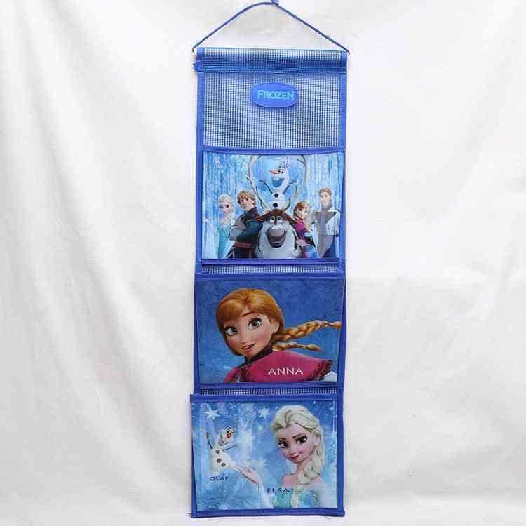 Disney Children Wallet, Storage Hanging Bag - Small Wardrobe Storage ,