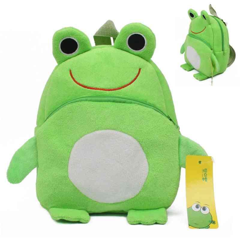 Frog Mini Kids Backpack - Mochila's School Bag