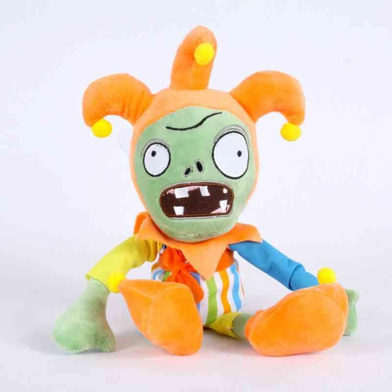 Zombie Cosplay Clown Plush Doll