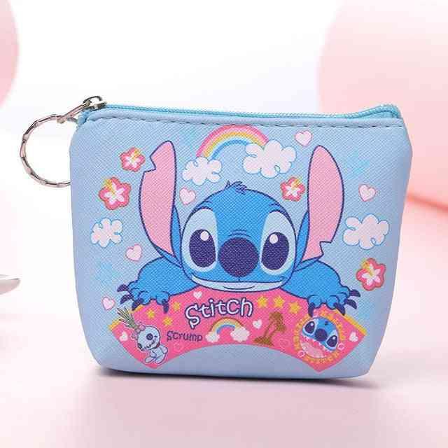 Disney Cute Purse, Cartoon Frozen Elsa Anna Princess - Coin Bag For's