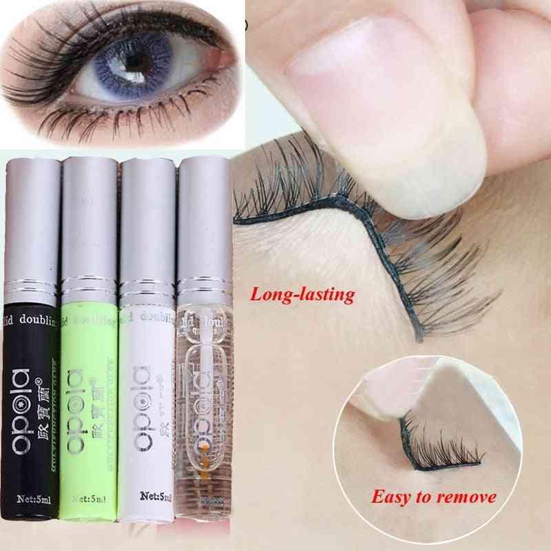 Professional Quick Dry Eyelashes Glue For Lashes, False Eyelash Adhesive