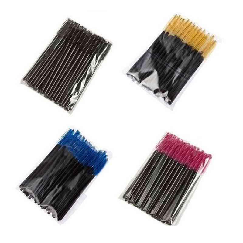 Disposable Eyebrow/eyelashes Brush For Mascara Applicator