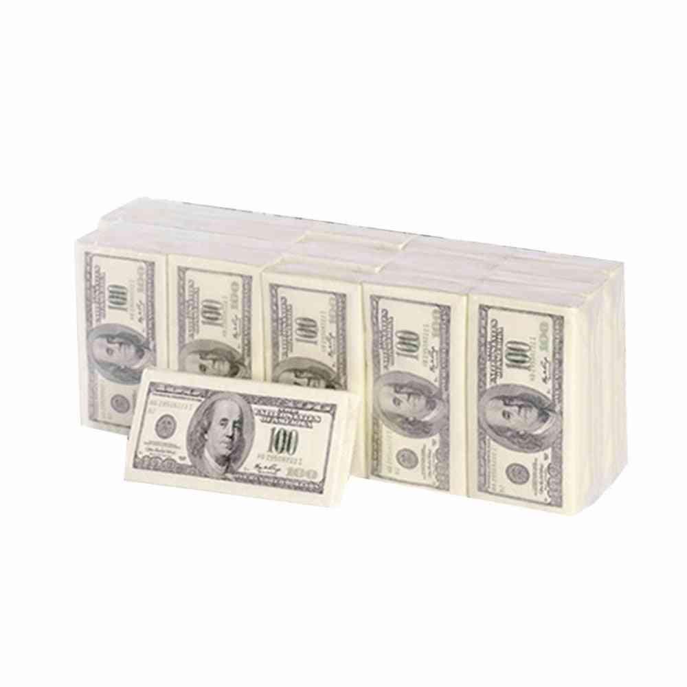 Napkin Paper - Tissue Sanitary Paper, Disposable