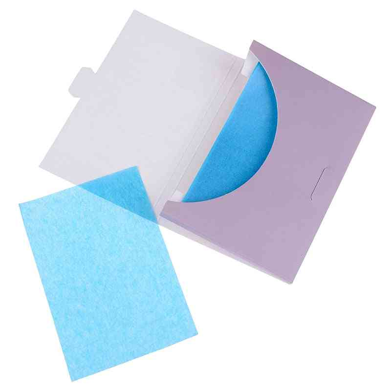 Oil Absorbing Paper Tissue - Facial Cleanser