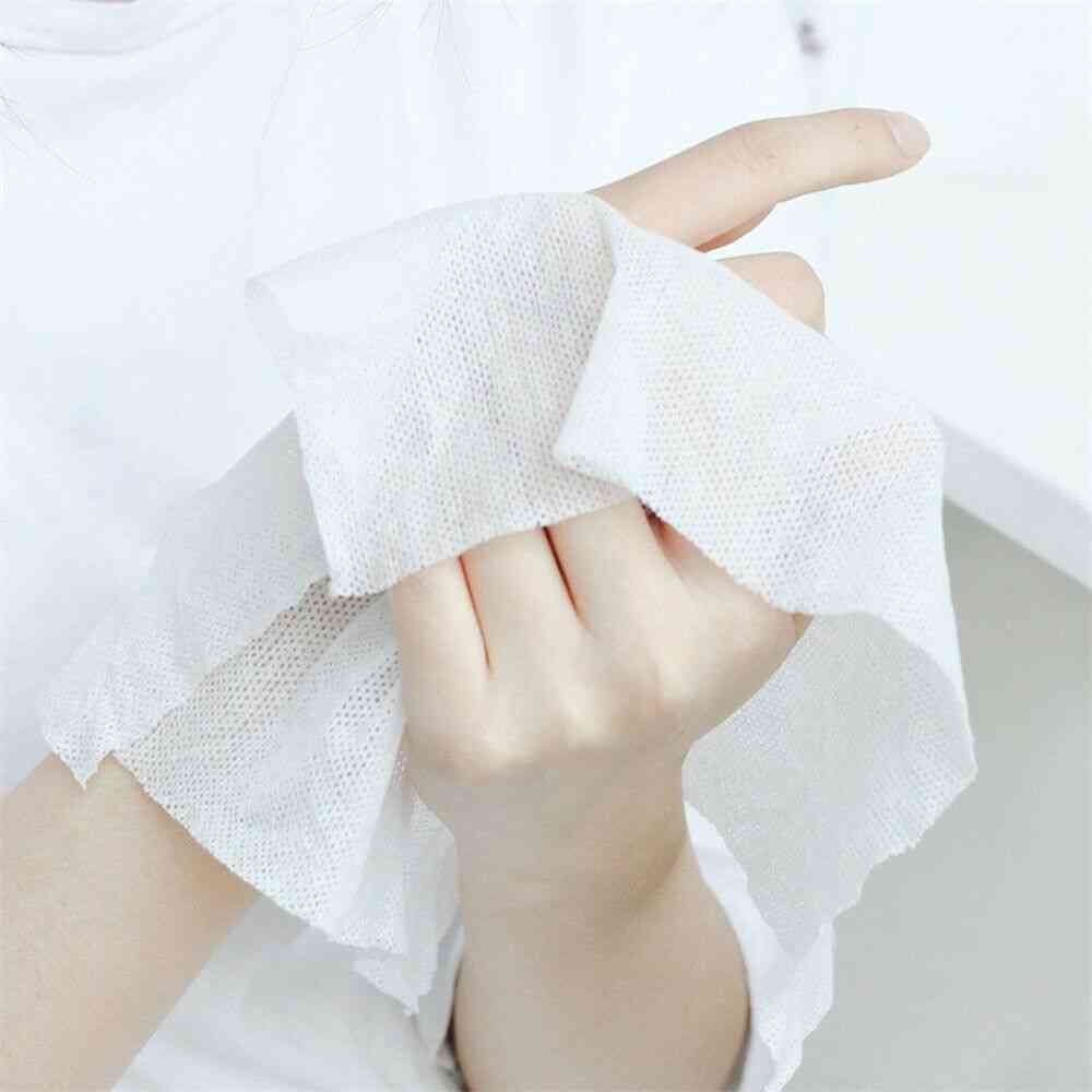 Disposable Compression Towel - Cotton Candy Wash Face Care