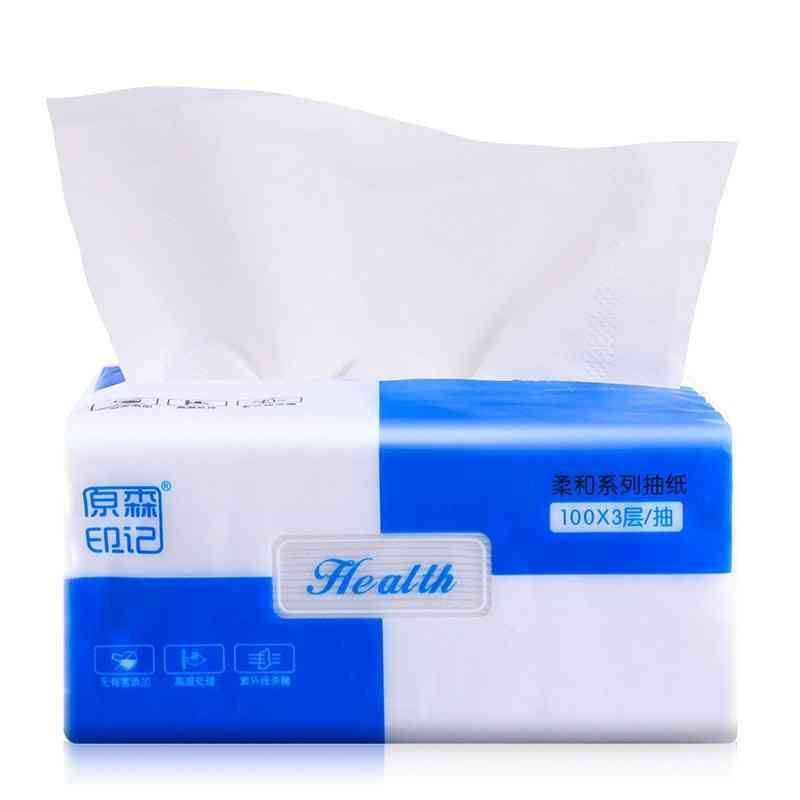 Facial Tissue- No Fragrance
