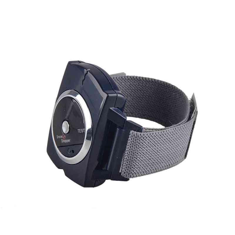 Anti Snore Machine, Smart Snoring Stopper Wristband Device