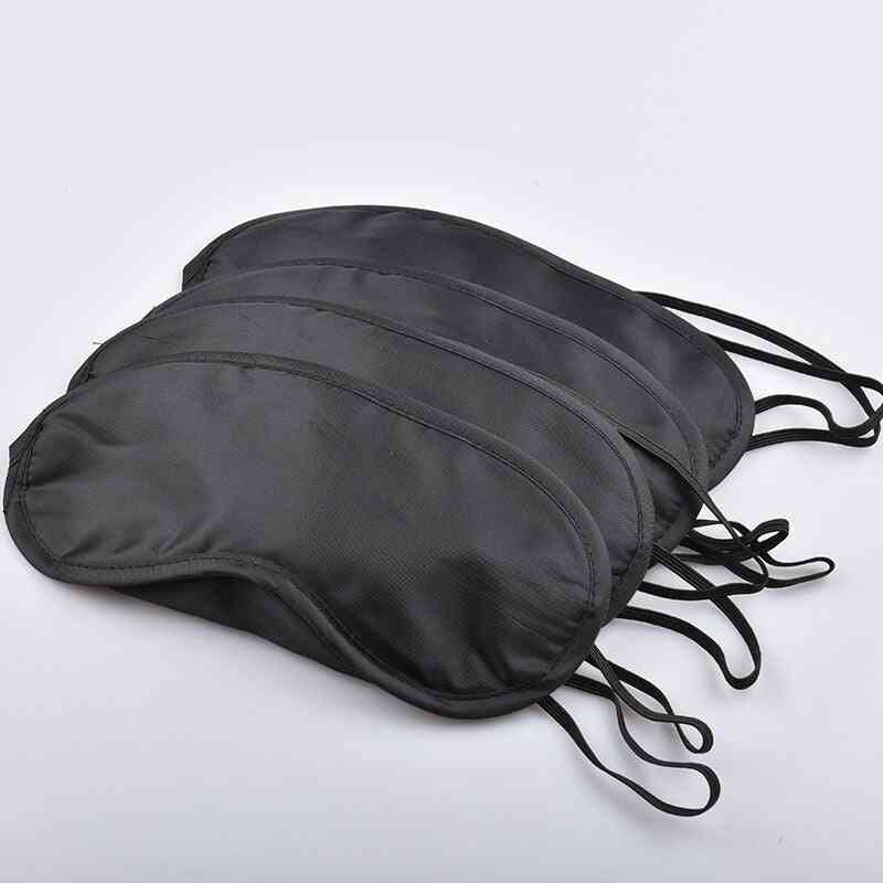 5pcs/lot Travel Sleep Mask - Fast Sleeping Eye Mask, Eyeshade Cover Patch For Women / Men