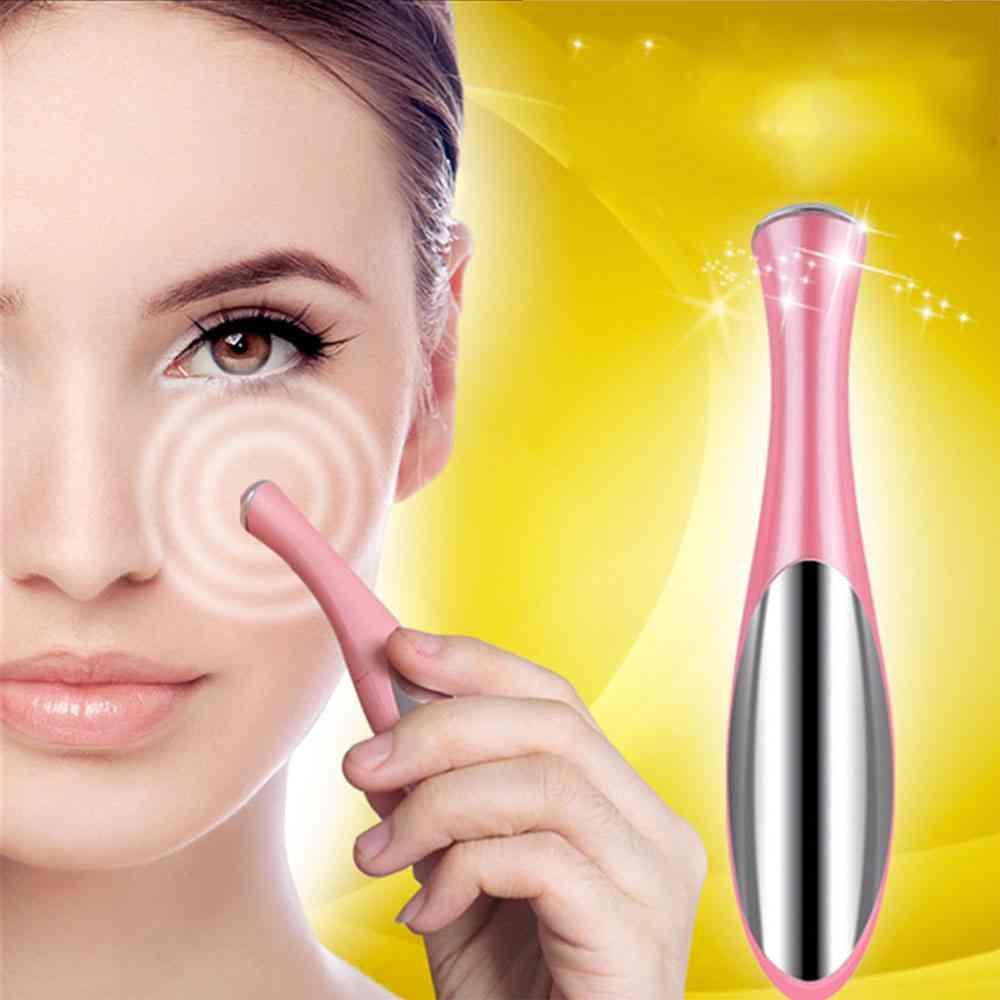 Mini Eye Massager - Portable Electric Device For Dark Circle
