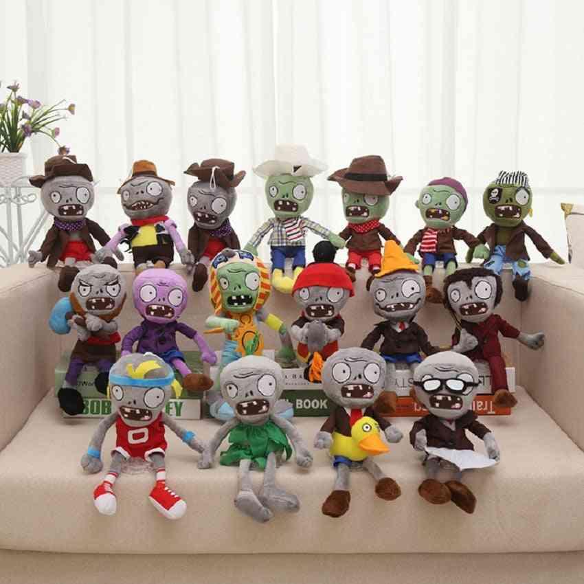 30cm Hats Pirate, Duck Zombies - Plush Stuffed
