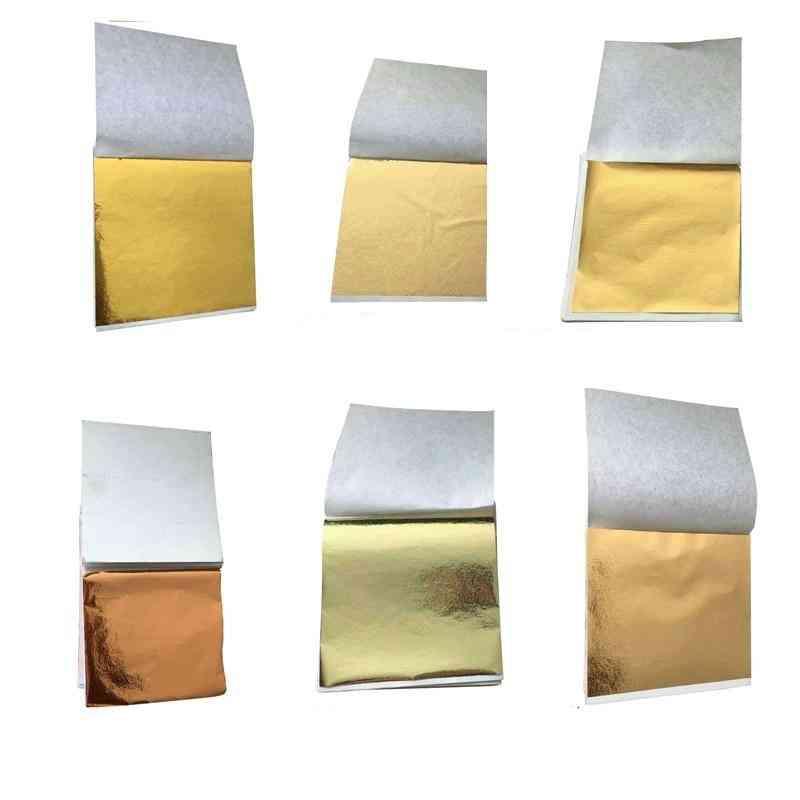 Art Craft Imitation Foil Papers Leaf