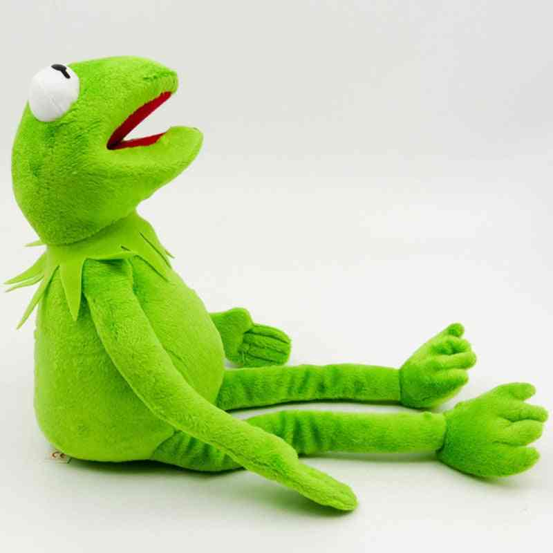 Sesame Street Frogs Doll Plush Toy - Stuffed Animal Toy