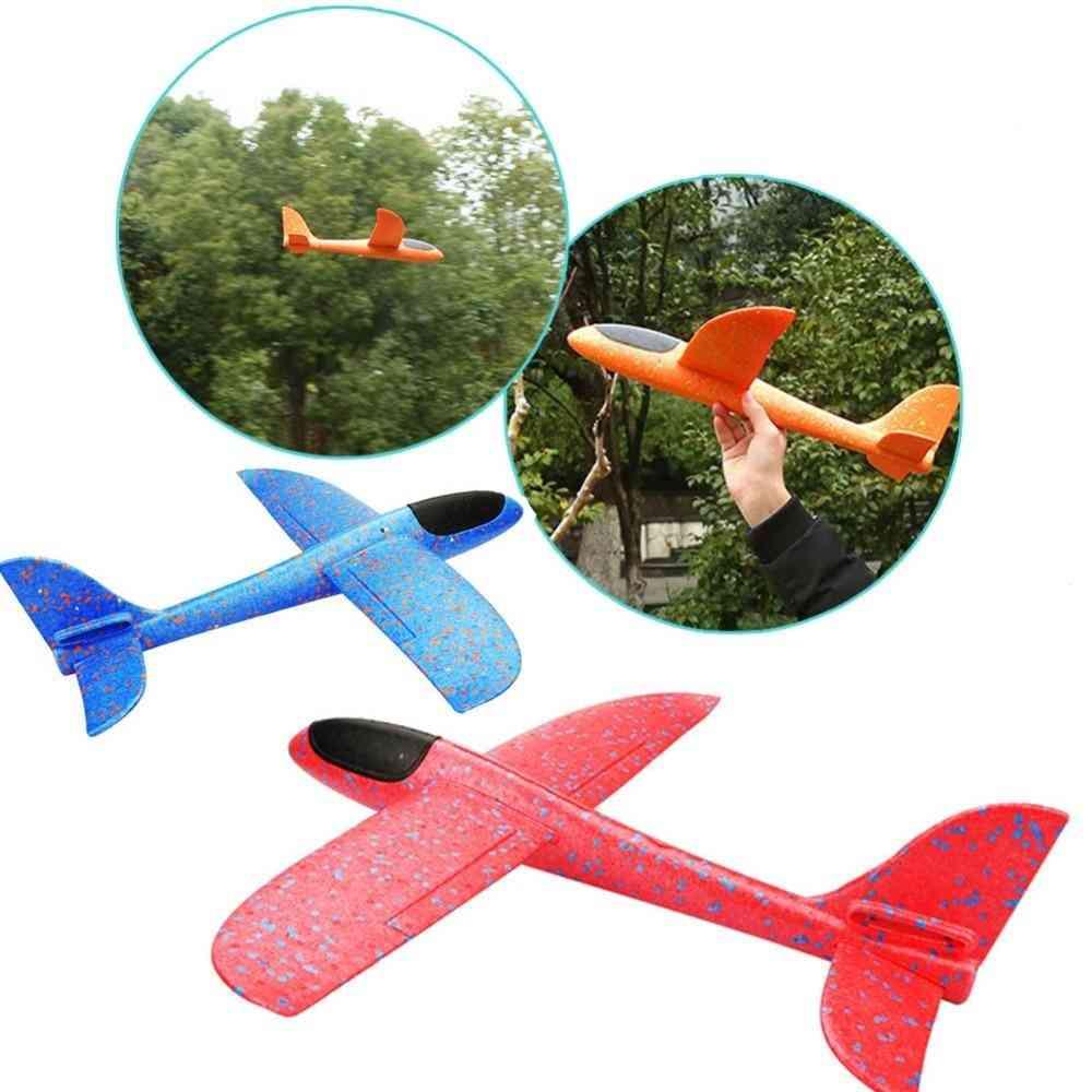 Hand Throw Flying Glider Plane