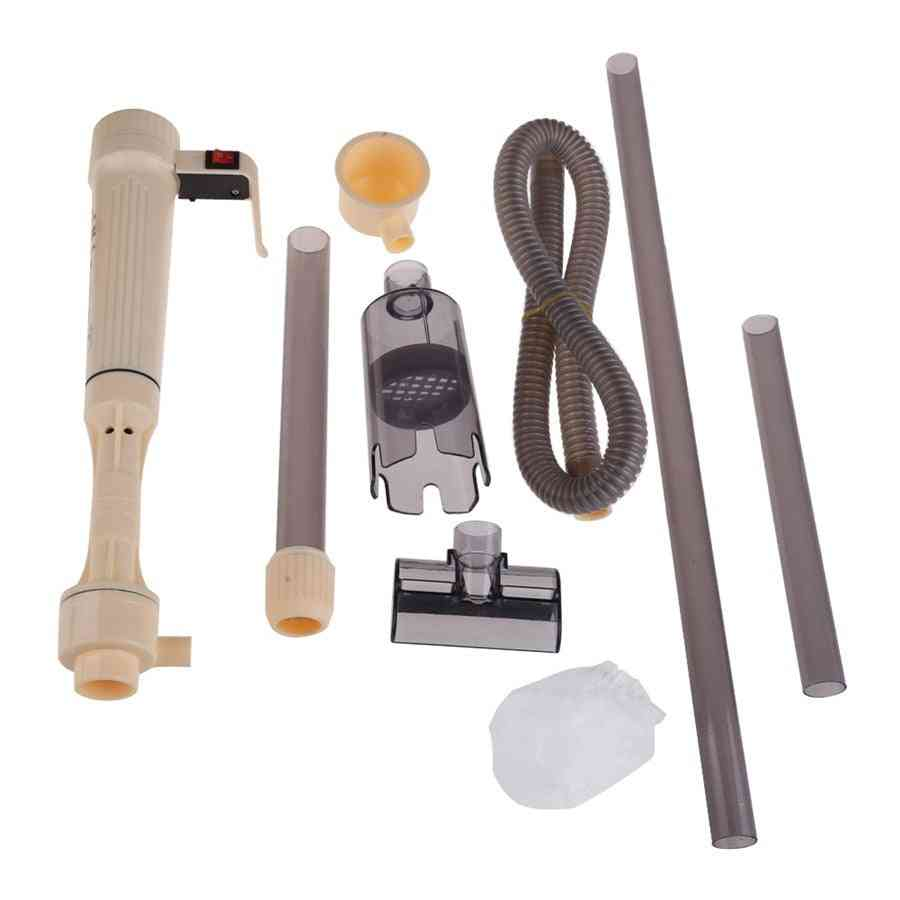 Electric Aquarium Gravel Cleaner - Washer Siphon Vacuum , Water Pump
