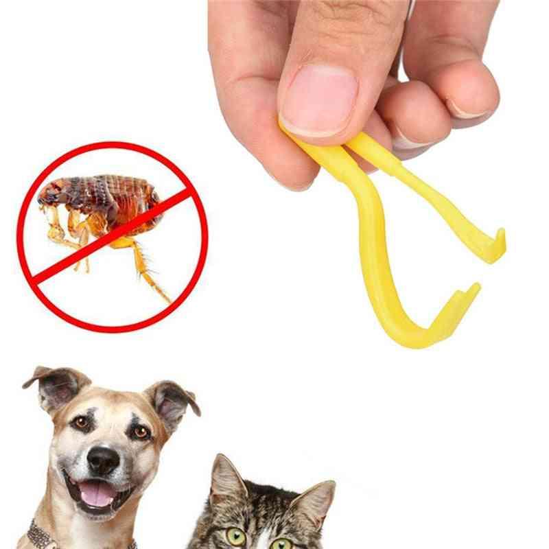 Tick Twister-fleas Remover Hooks For Rabbit, Cat, Dog
