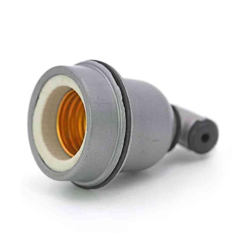 Pet Heating Lamp Bracket With Holder - Pet Reptile Ceramic Insulation Hair Dryer Lamp Holder