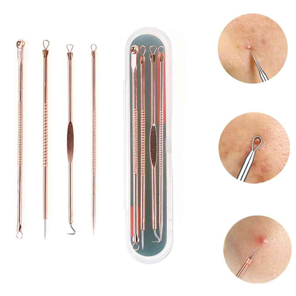 Blackhead Extractor -black Dots Cleaner, Acne Remover Needles
