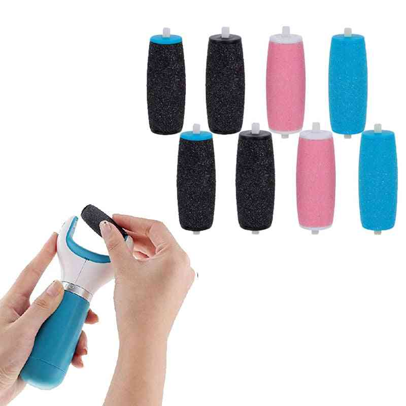 Foot Care Tool - Refills Replacement Rollers File Feet Care