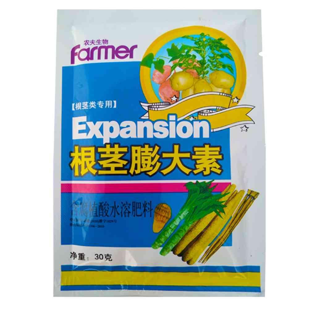 Special Tuber Expansion Fertilizer Plant Food - Rhizome Growth Root Crop Hydroponics Farm Vegetable