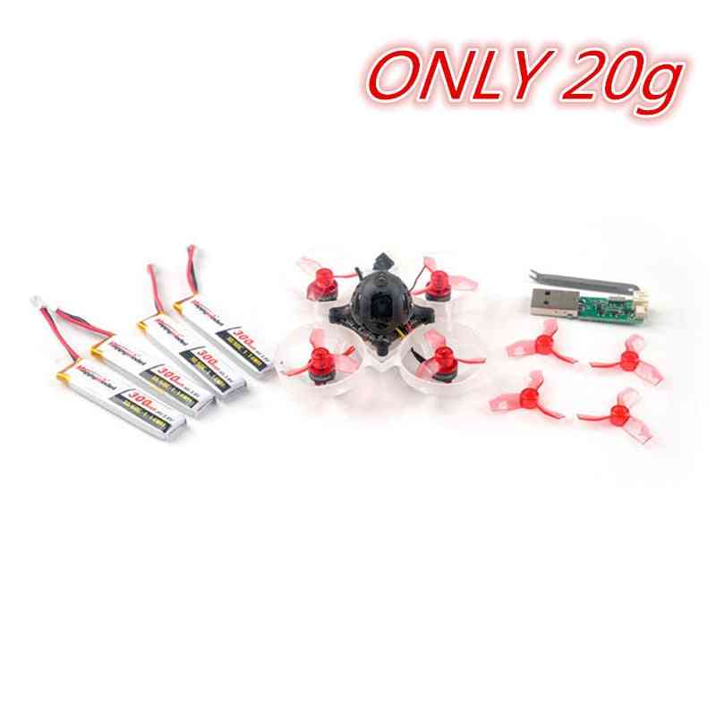 65mm Crazybee F4 Lite - 1s Whoop Runcam, 3 Camera Fpv Racing , Multicopter , Multirotor Quadcopter Drone , Rc Helicopter