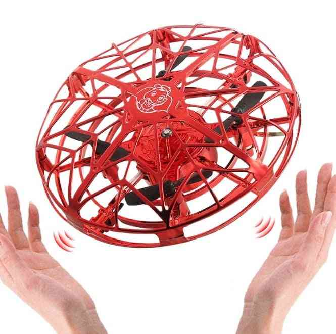 Flying Ufo, Helicopter, Hand Ball Aircraft-mini Four Axis, Rc Drone