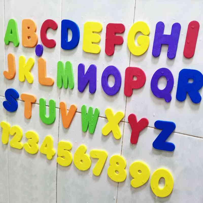 Alphanumeric Letter Puzzle - Bath