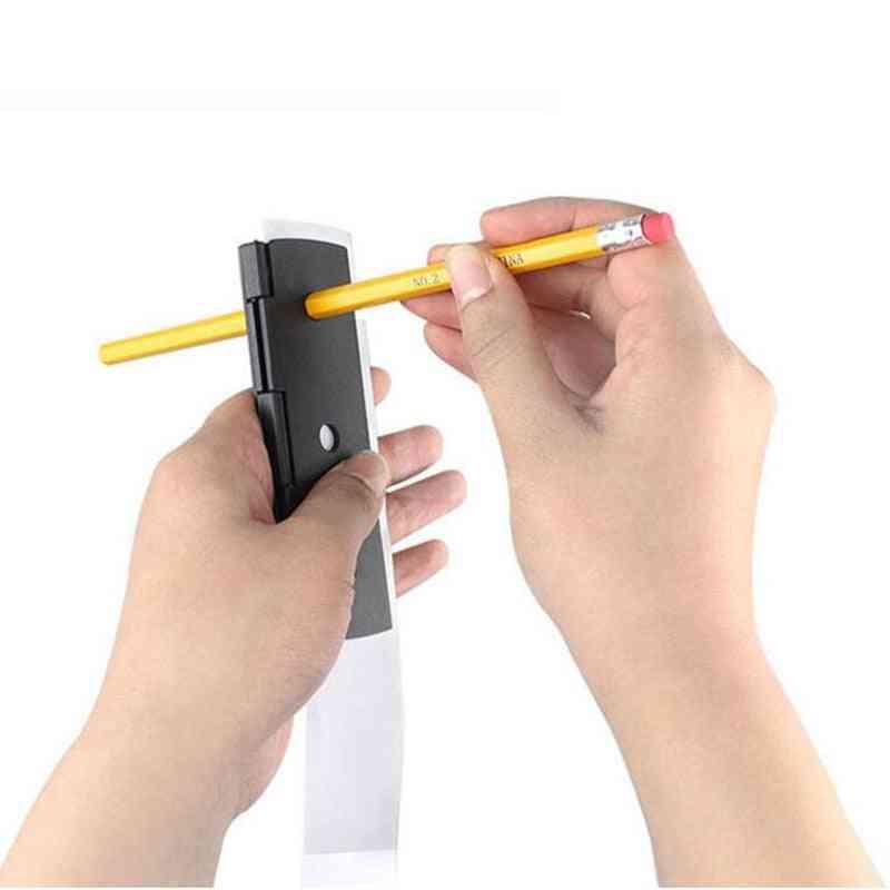 Pencil Penetration Coin Magic Tricks - Easy To Do Close Up Fun