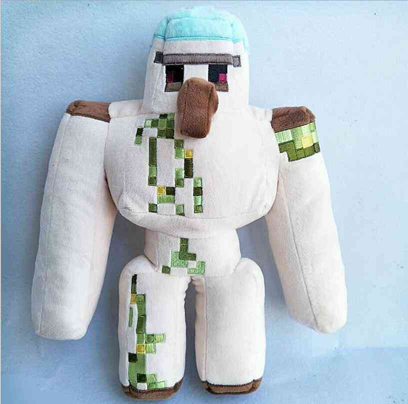 Minecrafted Plush Doll