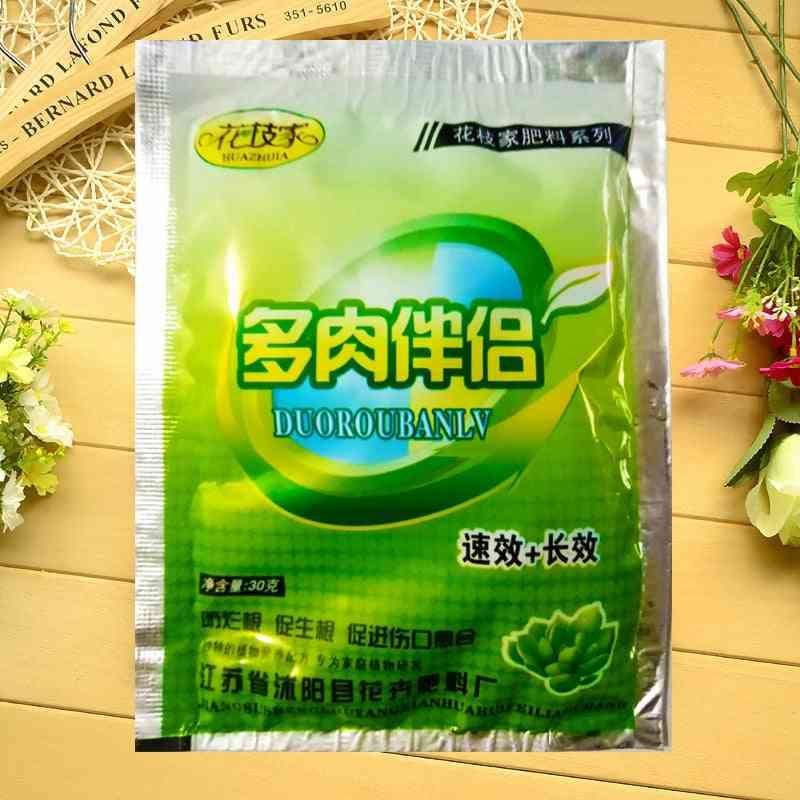 Succulents Plant Compound Fertilizer For Rapid Growth