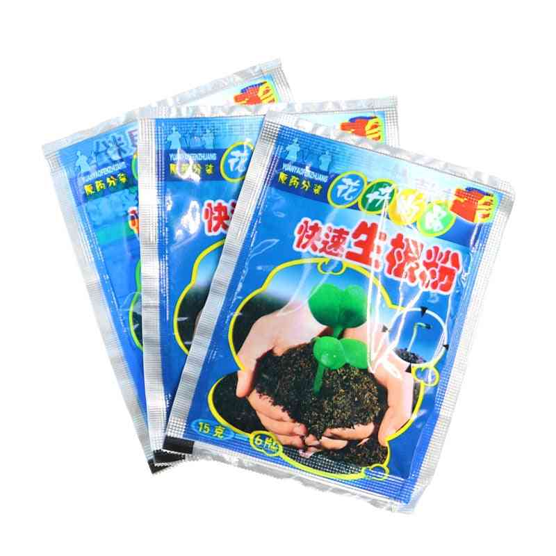 Fast Rooting Plant Rapid Rooting Agent 3pcs To Improve Flowering Transplanting, Cutting Survival Rate And Rooting Seedling