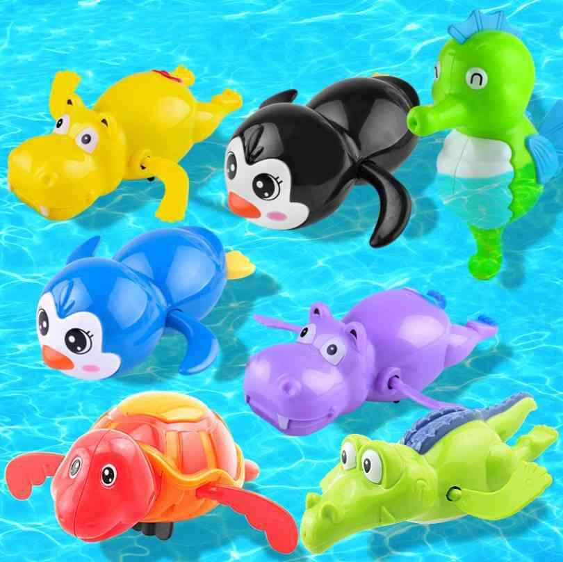 Cute Cartoon Water For Kids - Animal, Tortoise, Classic Baby Swim Toy