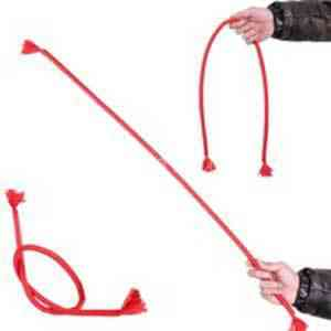 Stiff Rope Close Up Street Kids Party Show -  Stage Bend Tricky Magic Toy