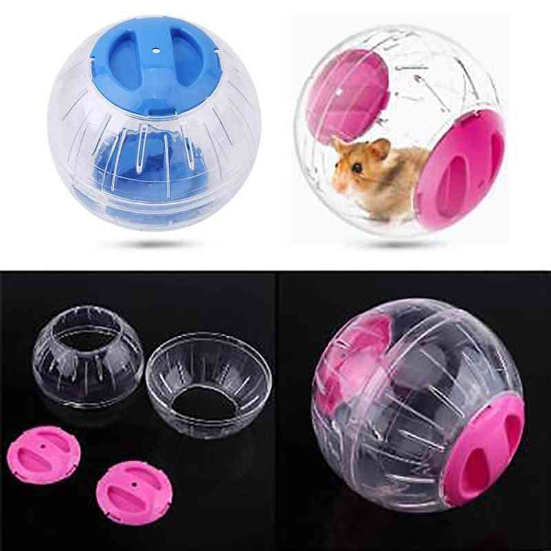 Breathable Clear Small Running Ball Without Bracket For Hamster Pets