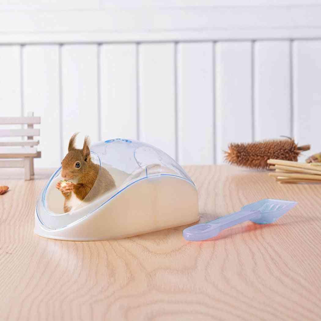 Cage -sauna Bathtub Small Pet For Hamster