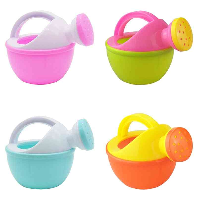 Baby Bath Toy Watering Can - Water Pot Beach Toy For Kids Play Sand