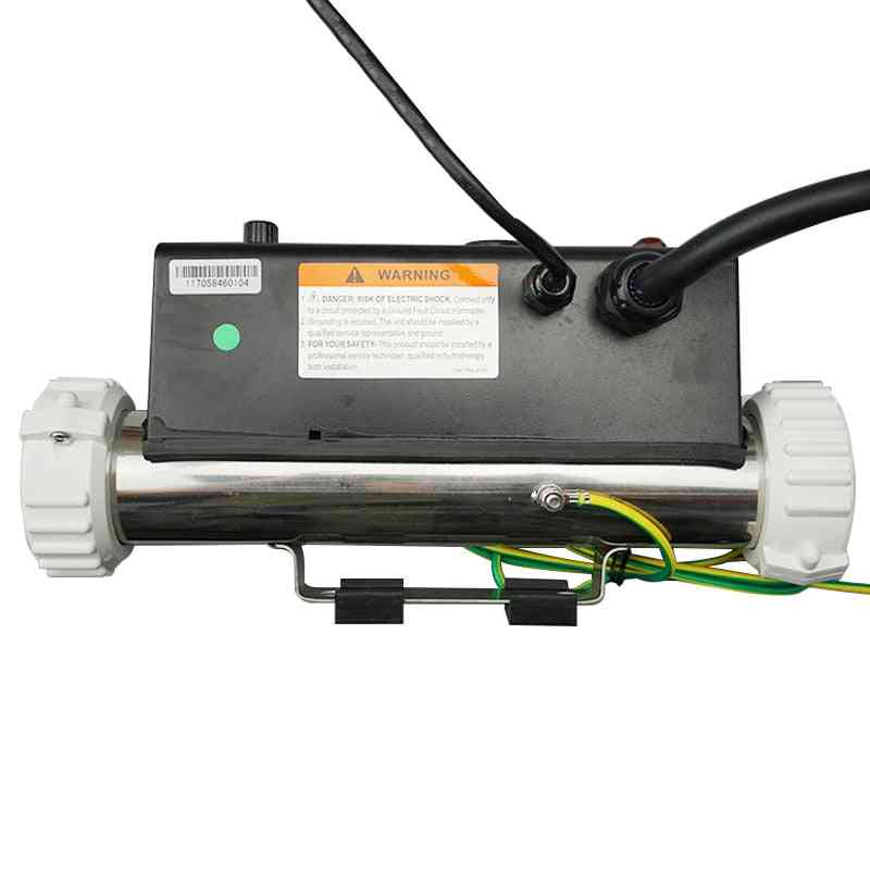 Straight Lx Spa Tub Heater With Pressure Switch - Massage Bath Tub Heater