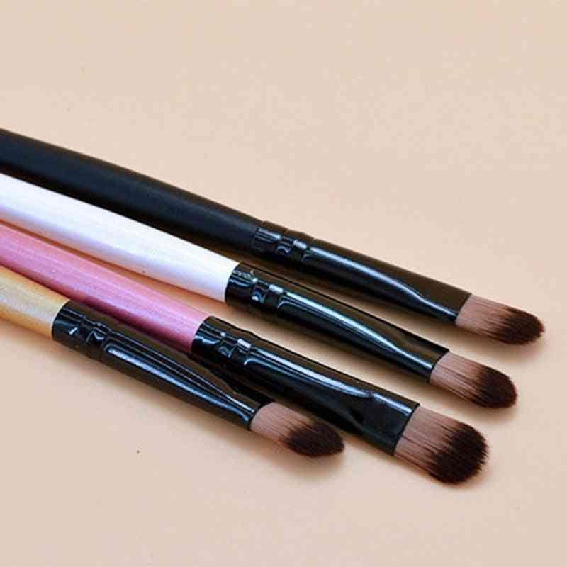 Powder Makeup, Blending Concealer, Foundation-  Durable Soft Wool Fiber Brushes
