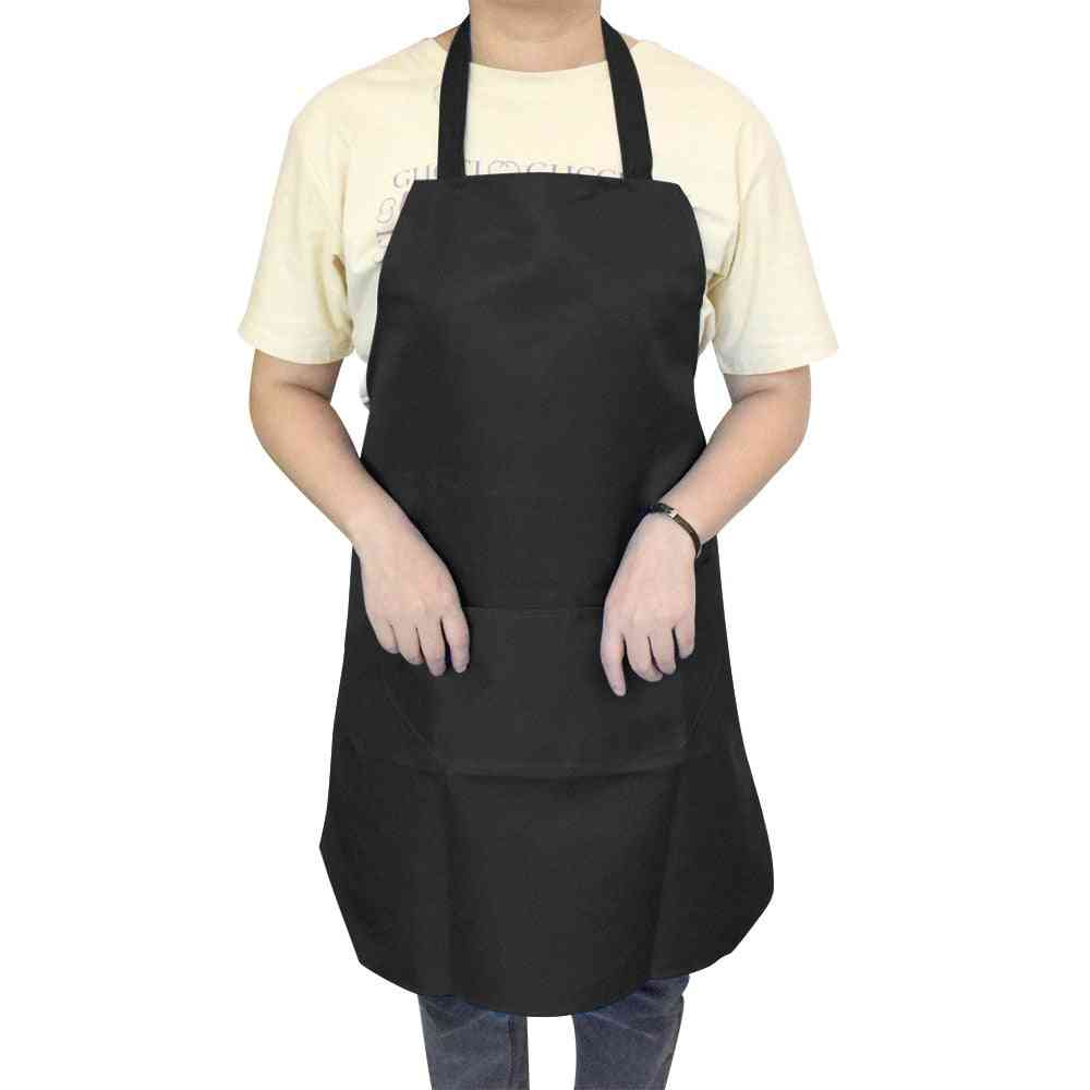 Colorful Cooking Apron - Keep Kitchen Clean, Sleeveless