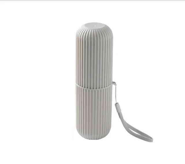 Toothbrush Organizer Box - Dust Proof Bathroom Accessories
