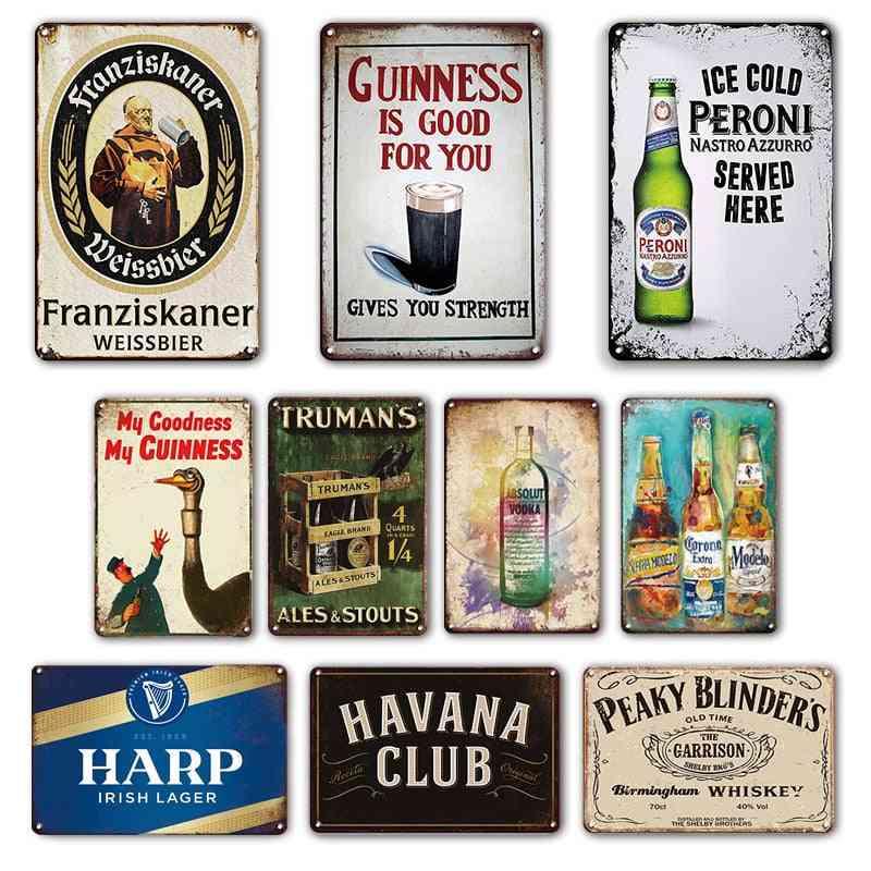 Bar Pub, Wall Shelves Decorative Plaques