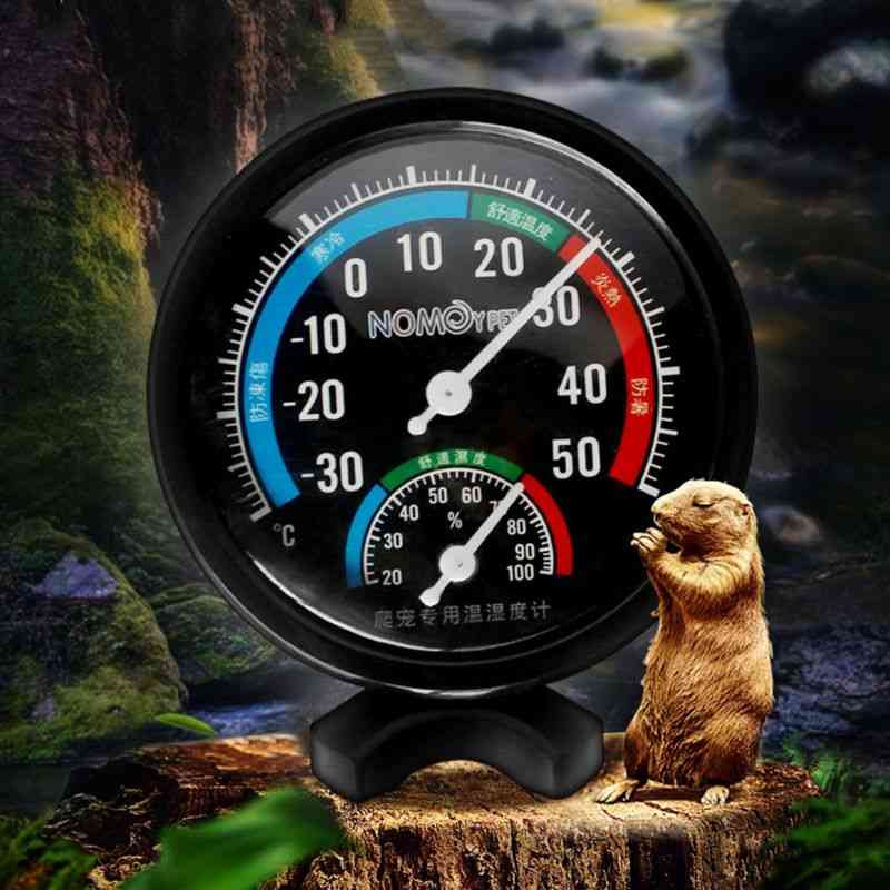 Thermo-hygrometer For Reptiles,amphibians Cages, Terrariums