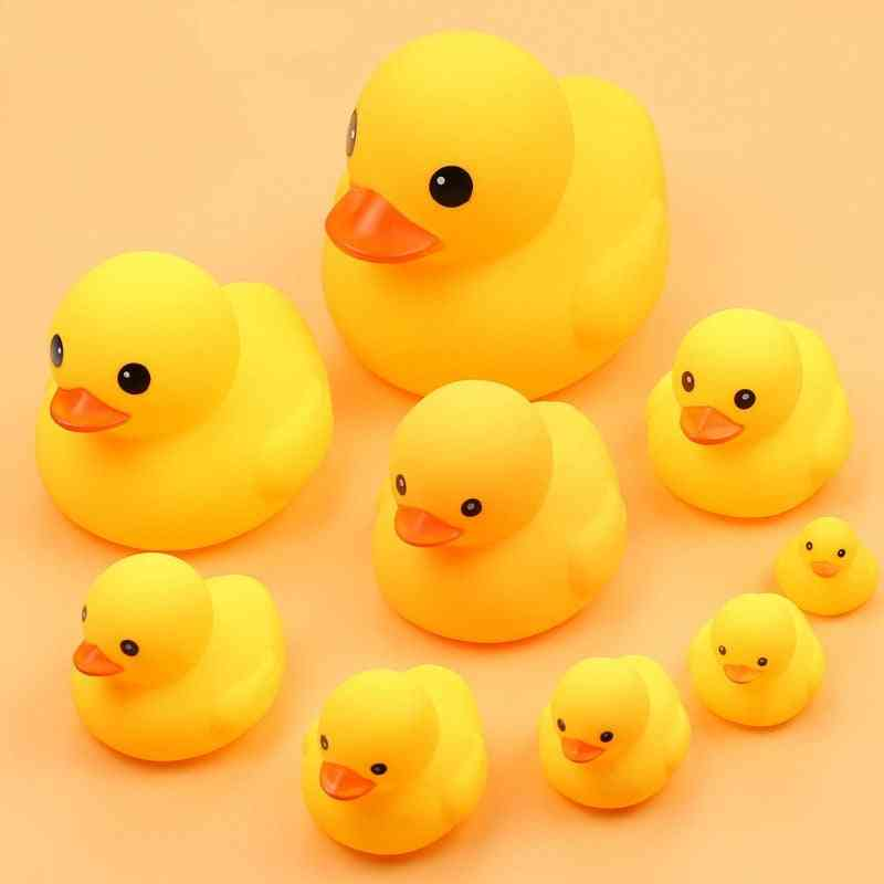 Cute Rubber Duck, Float Animal Toy
