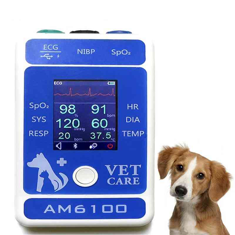 2.4 Inch Tft Lcd Display Portable Veterinary - Spo2 Bluetooth Patient Monitor