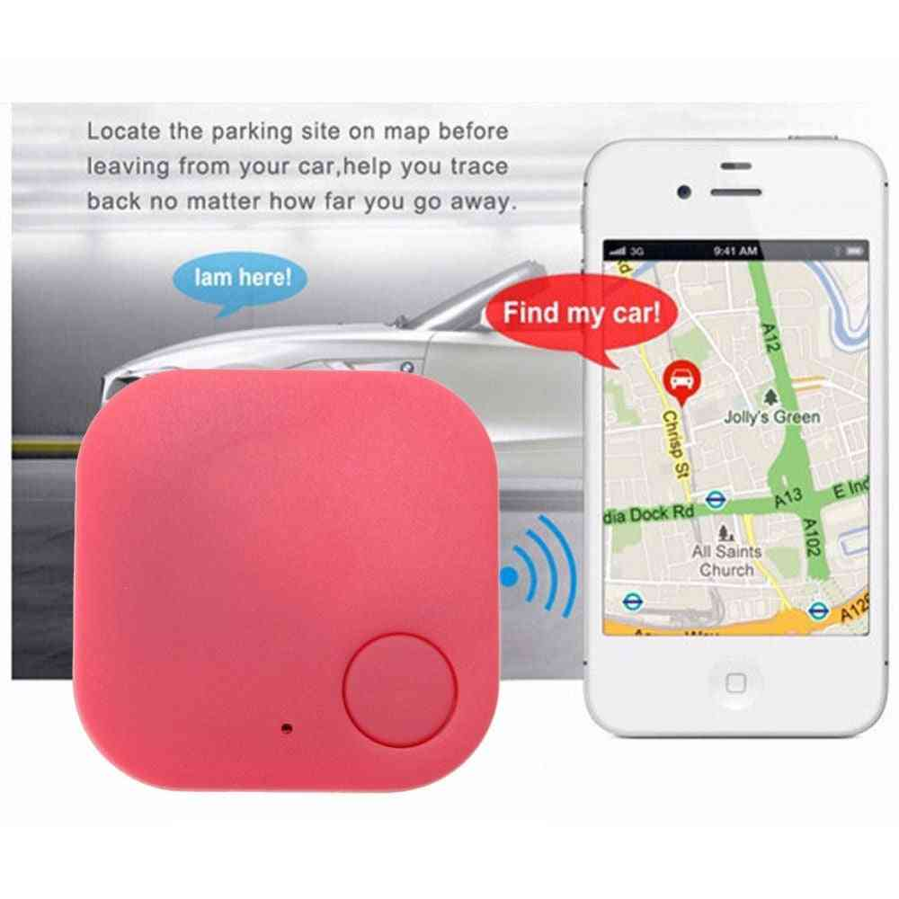 Smart Anti-lost Waterproof Bluetooth Mini Gps Tracker - Key Tracer, Pets Realtime Finder Device Equipment