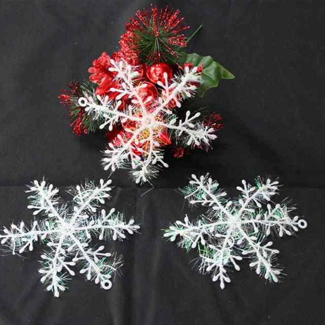 Tree Ornaments - Christmas Party Snowflake Decoration