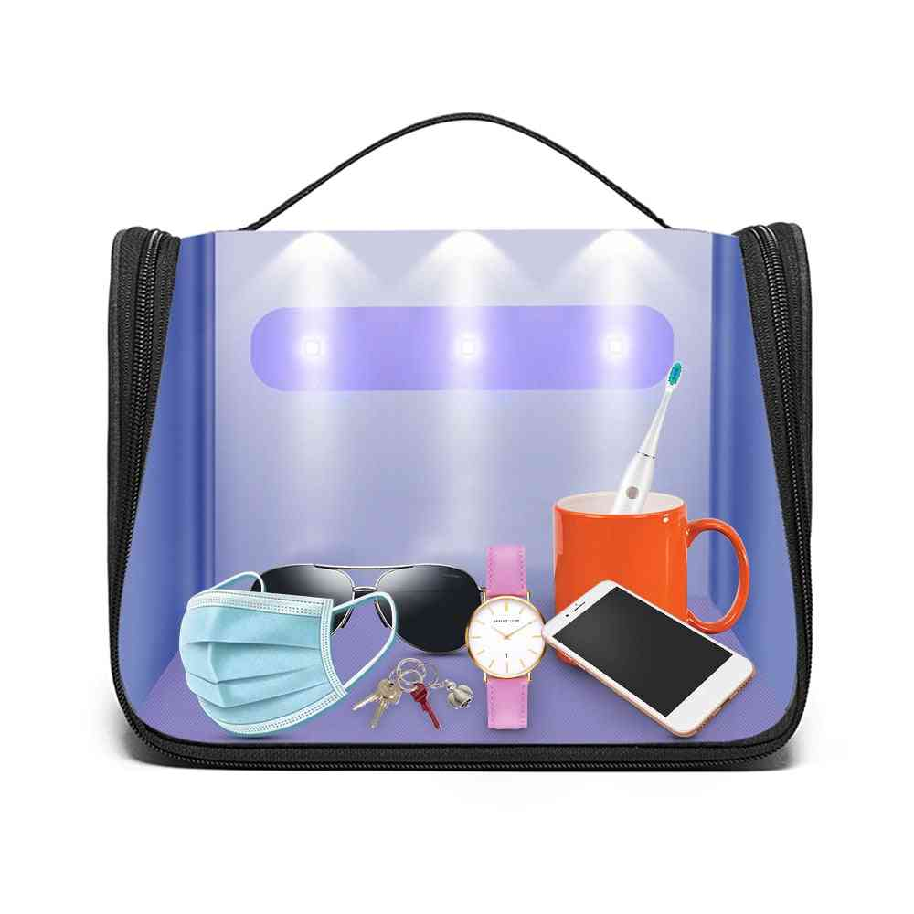 Portable Disinfection Container Uv Light Sanitize Bag For Mother