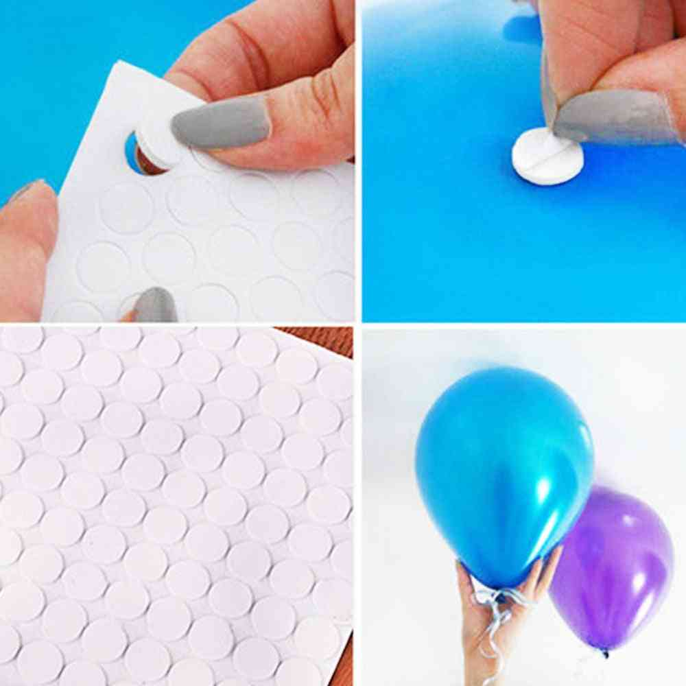 Balloons Adhesives Sticker For Wedding, Birthday, Party Decorations