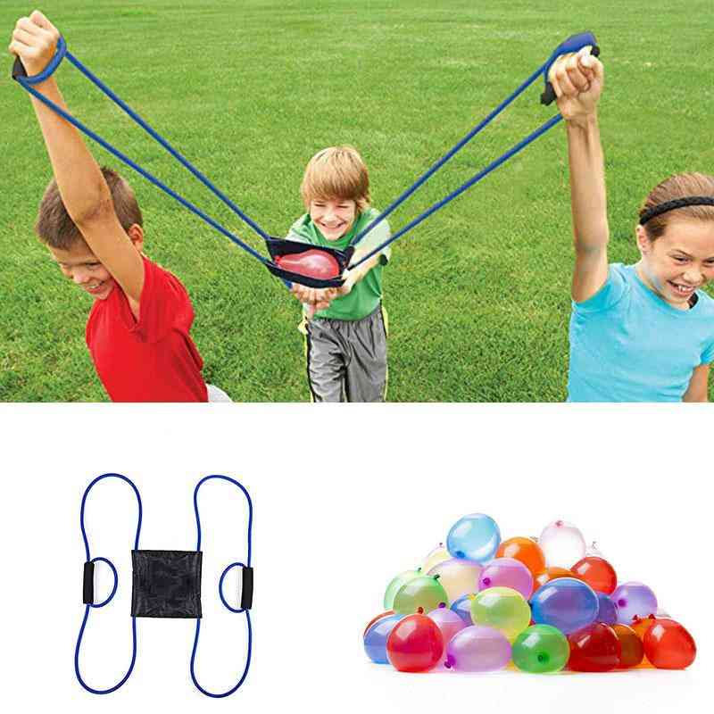 Water Ballons And Launcher For Outdoor Beach Parties