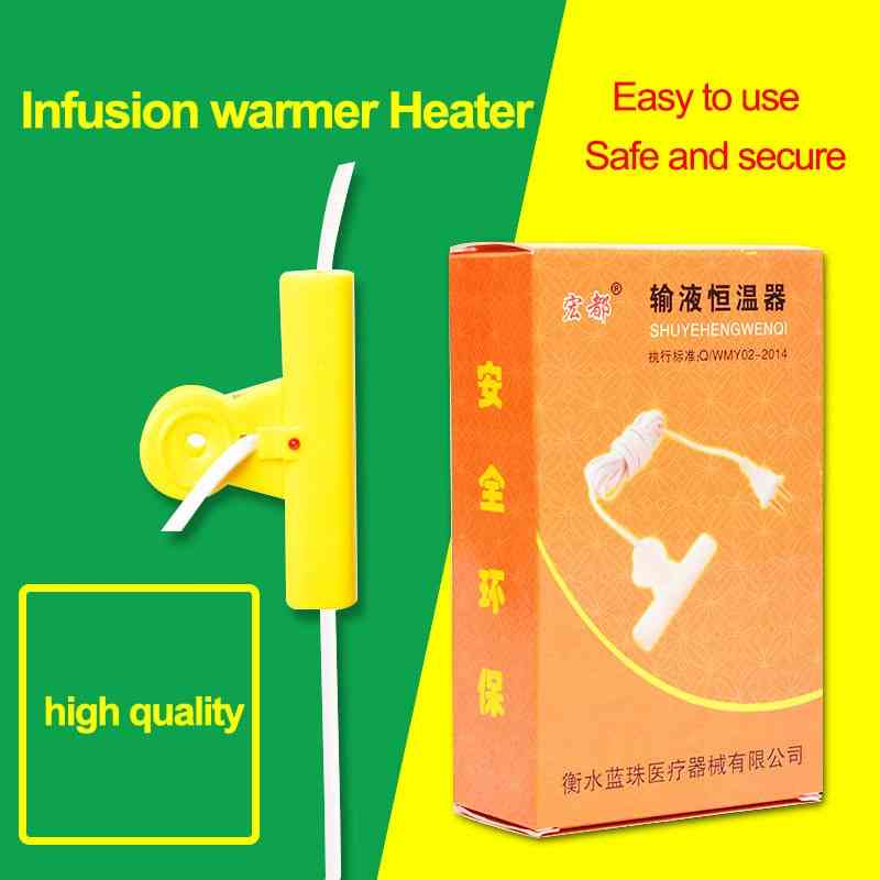 Portable Infusion Heating Constant Temperature Device - Easy Operate Infusion Heating Rod
